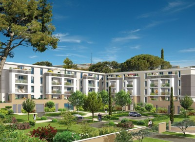 Programme immobilier neuf puyricard figui re immobilier for Programme immobilier neuf region parisienne